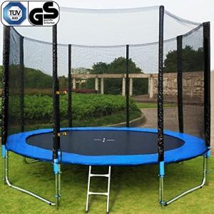 Trampolin Garten set 1