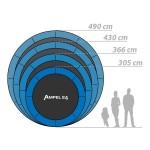 Trampolin Größen