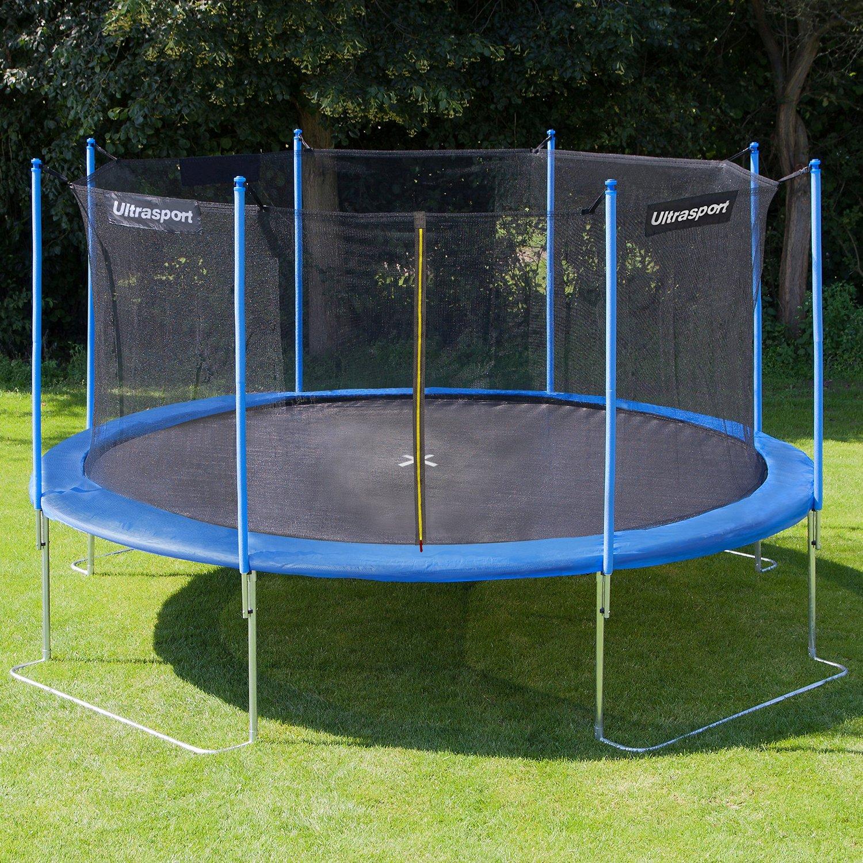 trampolin 430 cm top 3 bestseller testsieger. Black Bedroom Furniture Sets. Home Design Ideas