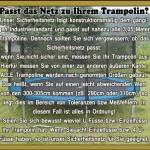 Premium Trampolin Netz (5)
