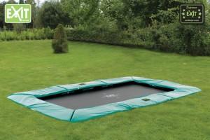 Produkt 2 trampolin rechteckig