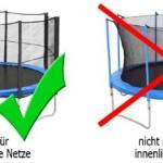 sicherheitsnetz trampolin 1-5
