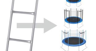 trampolin leiter 5-3