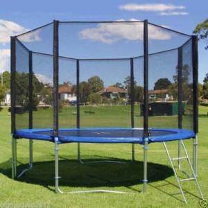 Netz für trampolin 1