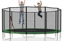 großes trampolin kaufen