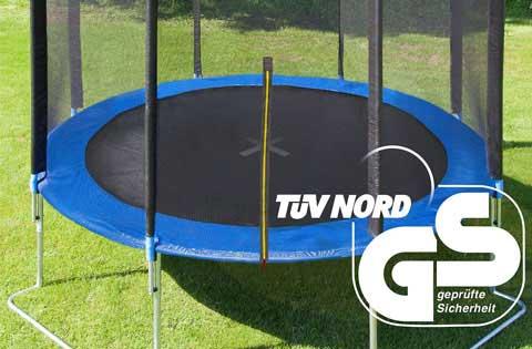 Trampolin Garten Pricing 1